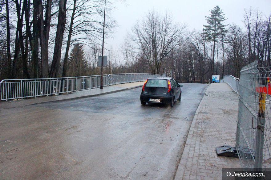 Jelenia Góra: Most na Cervi już przejezdny