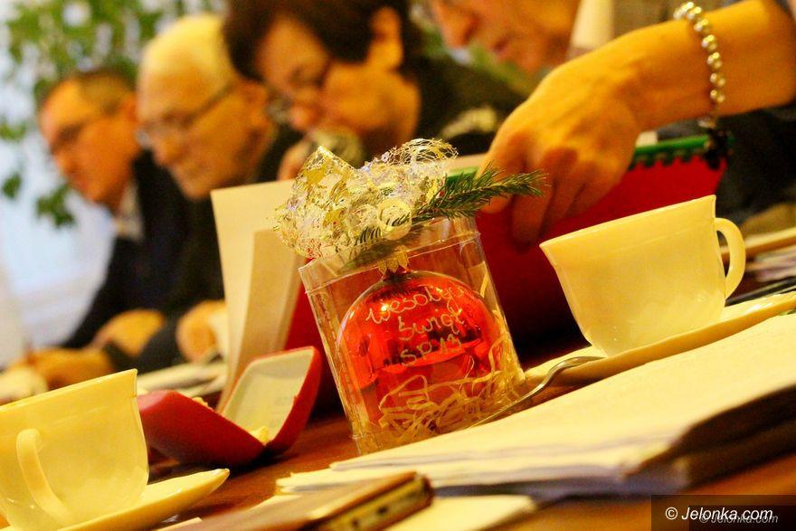 Jelenia Góra: Świąteczne potrawy u radnych