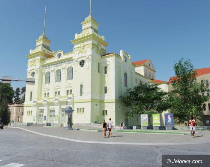 Jelenia Góra: Na remont Teatru Norwida jeszcze poczekamy