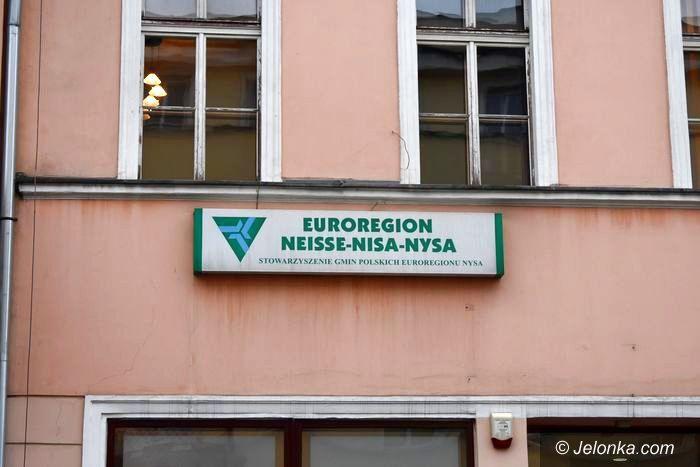 """Region: Euroregion """"Nysa"""" bez Powiatu Jeleniogórskiego?"""