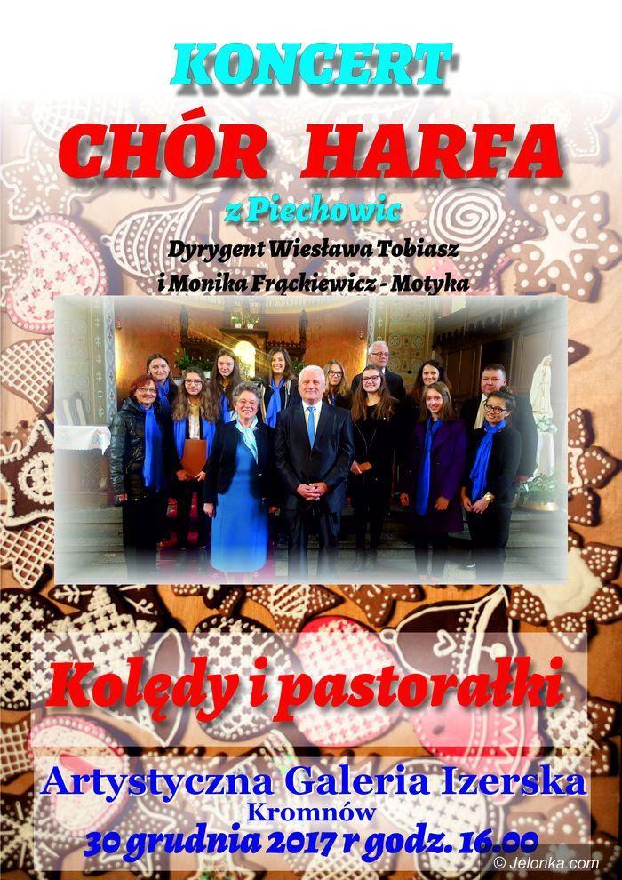 Region: Koncert kolęd w Kromnowie