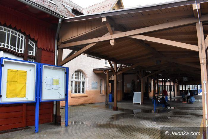 Szklarska Poręba: Dworzec w Szklarskiej Porębie do remontu