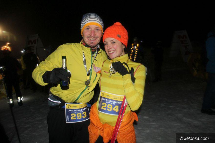Jelenia Góra: Szalona noc sylwestrowa na biegówkach