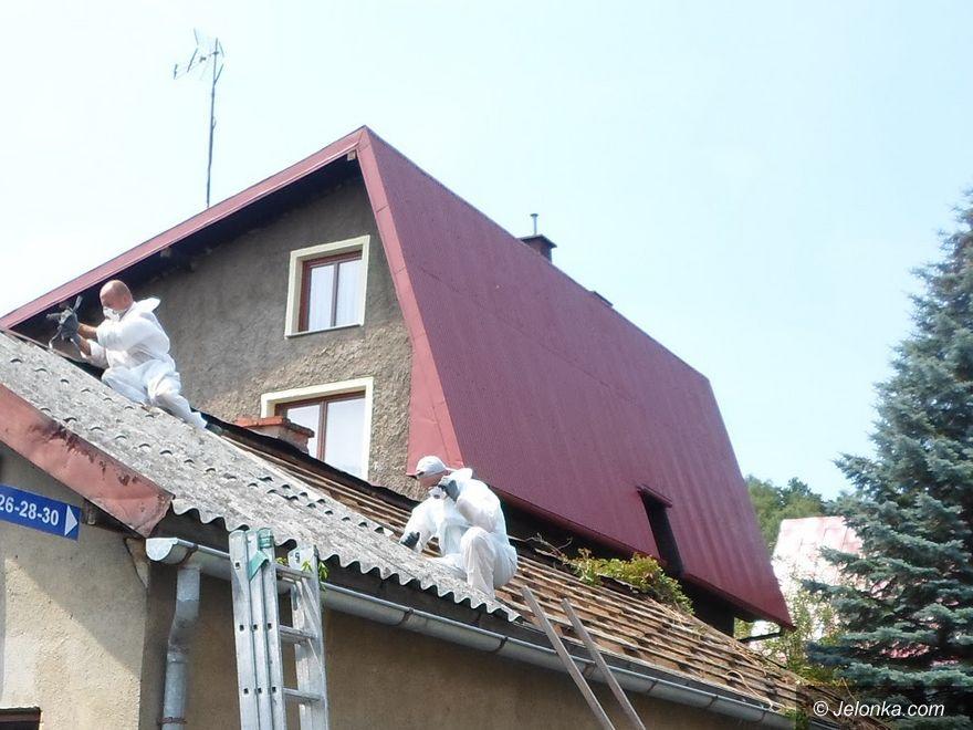 Jelenia Góra: Jest dofinansowanie na usunięcie azbestu