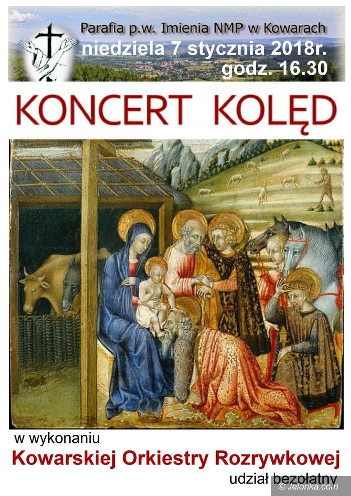 Kowary: Koncert świąteczno–noworoczny w Kowarach