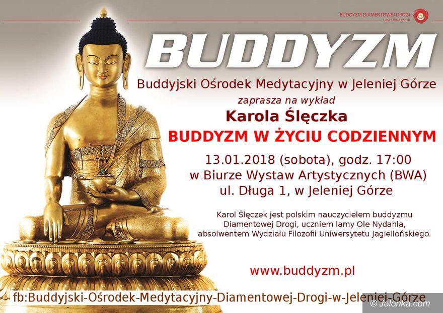 Jelenia Góra: Buddyjska filozofia w życiu codziennym – wykład