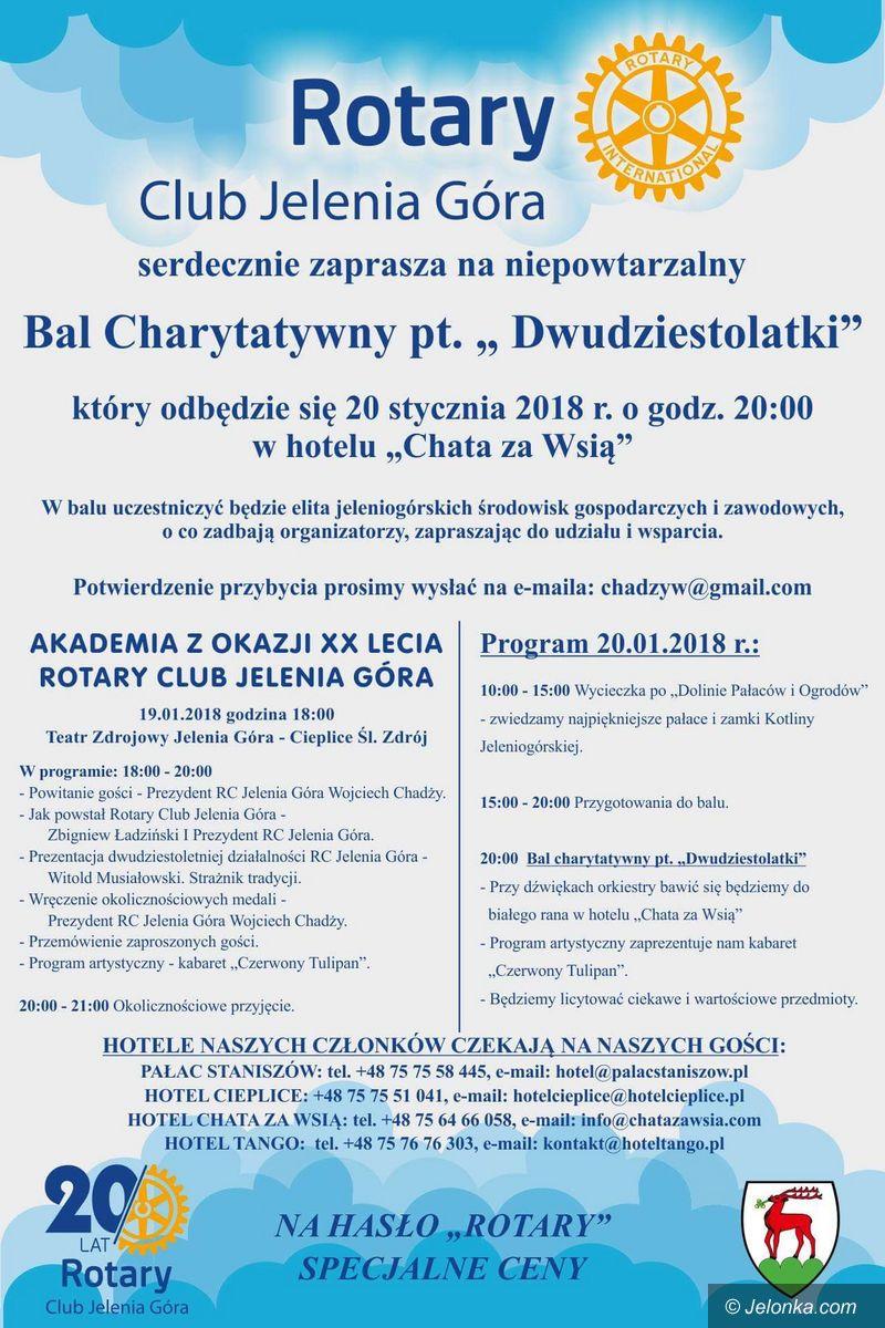 Region: Bal charytatywny z Rotary Club