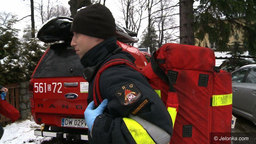 Region: Strażacy szkolą się, jak ratować życie