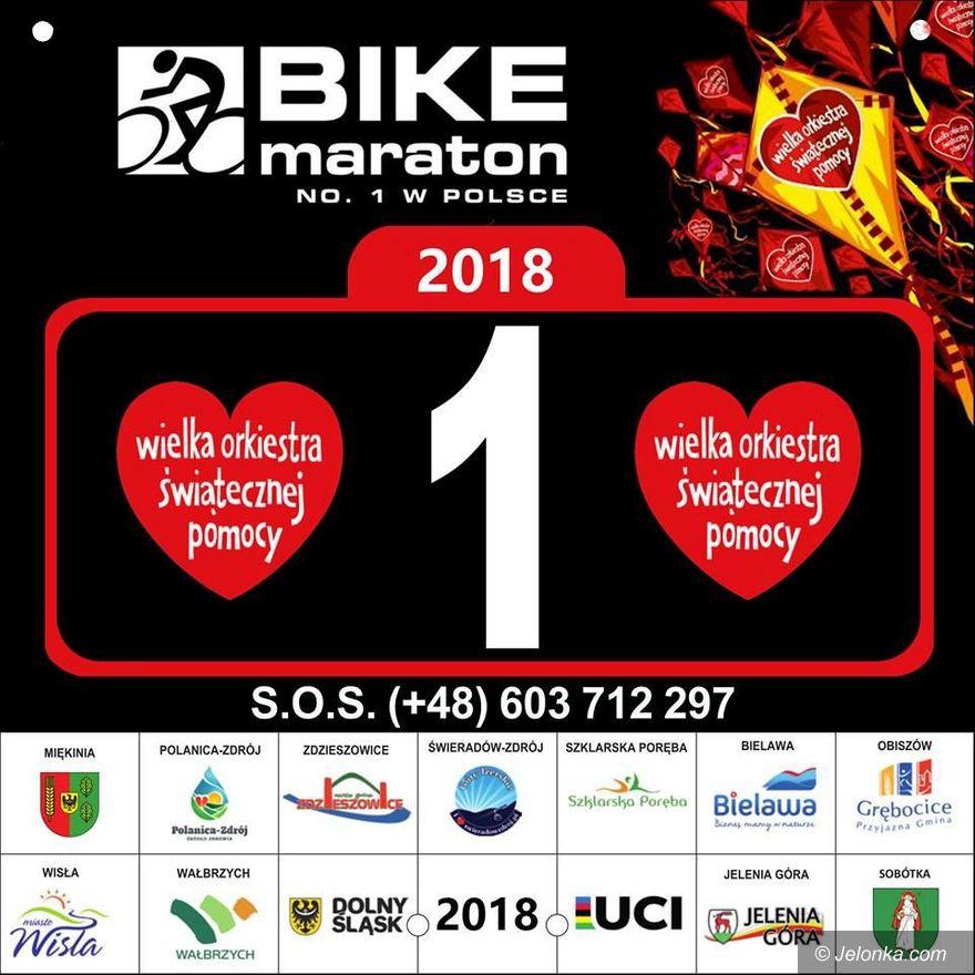 Polska: Bike Maraton znów gra z WOŚP