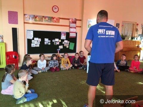 Jelenia Góra: Bezpiecznie nad wodą – w przedszkolach
