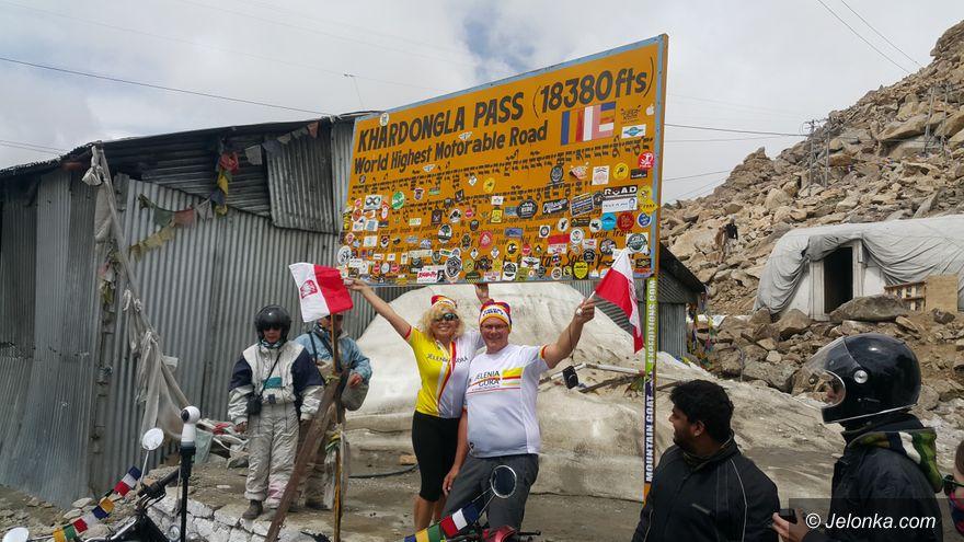 Jelenia Góra: Jelenia Góra w Himalajach