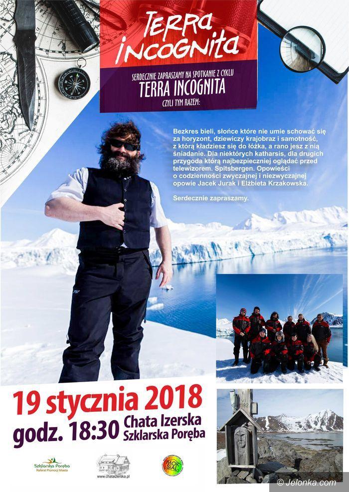 Szklarska Poręba: Terra Incognita, czyli opowieść o Spitsbergenie