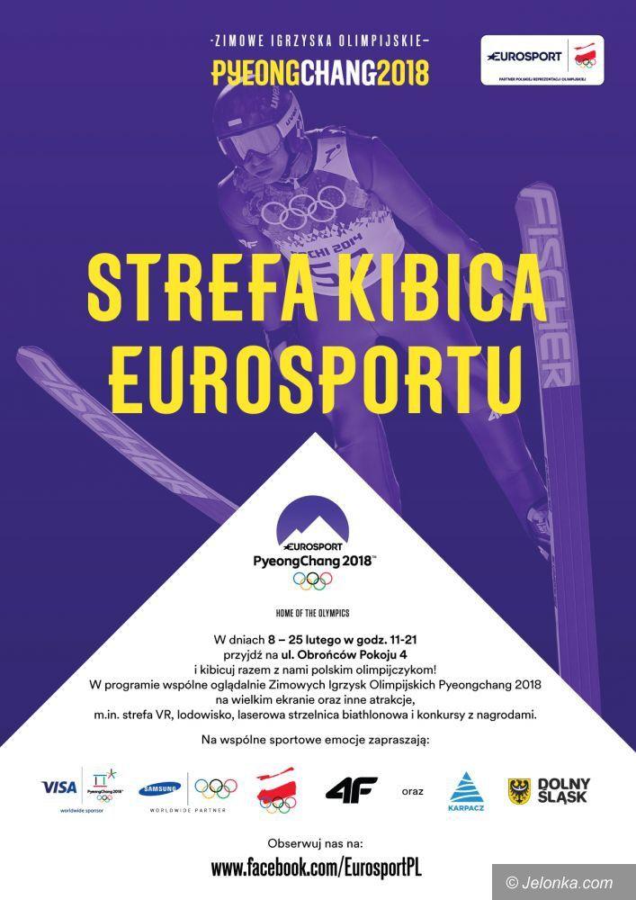 Karpacz: Olimpijska strefa kibica w Karpaczu