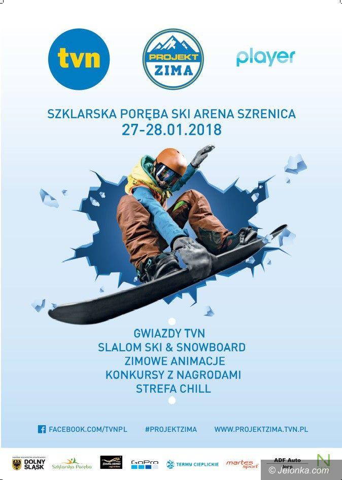 """Szklarska Poręba: """"Projekt zima"""" w Szklarskiej Porębie"""