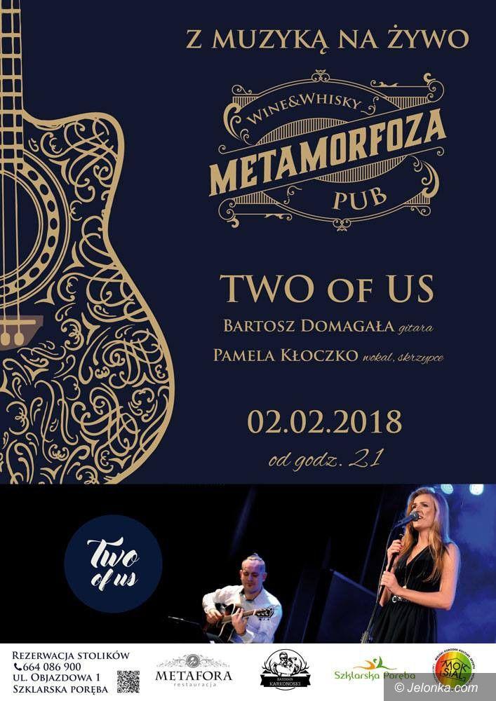 """Szklarska Poręba: Duet """"Two of Us"""" wystąpi w Szklarskiej Porębie"""