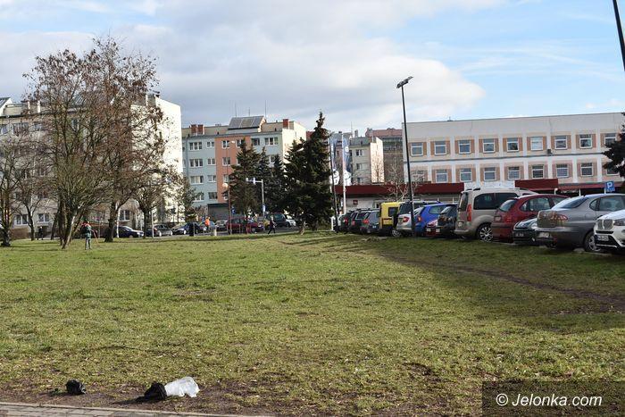 Jelenia Góra: Bez szans na nowy parking przy Różyckiego