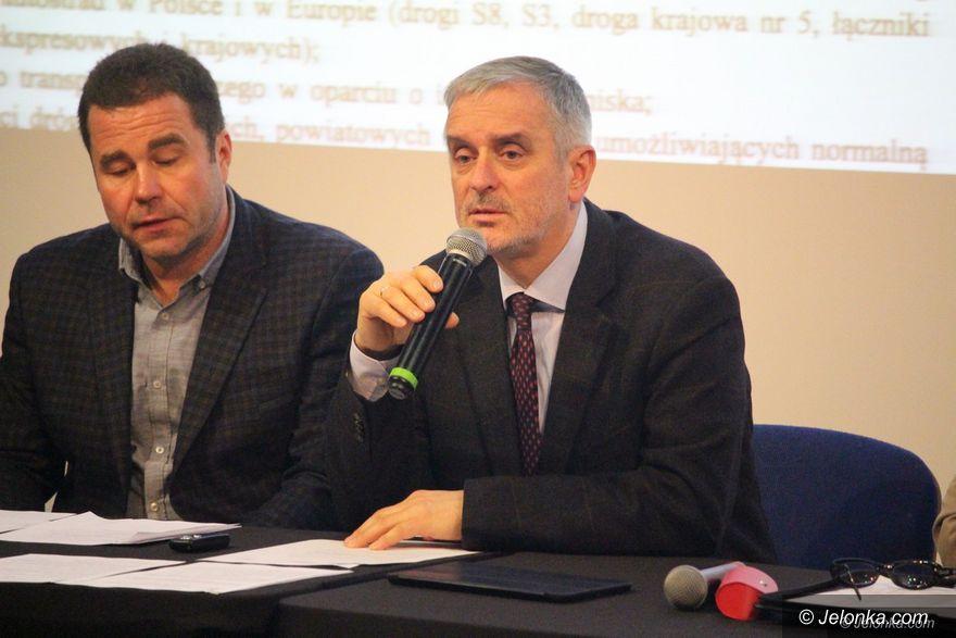 Jelenia Góra: Około 100 samorządowców za Deklaracją Sudecką