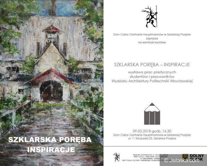 Szklarska Poręba: Wystawa architektów w Domu Hauptmannów