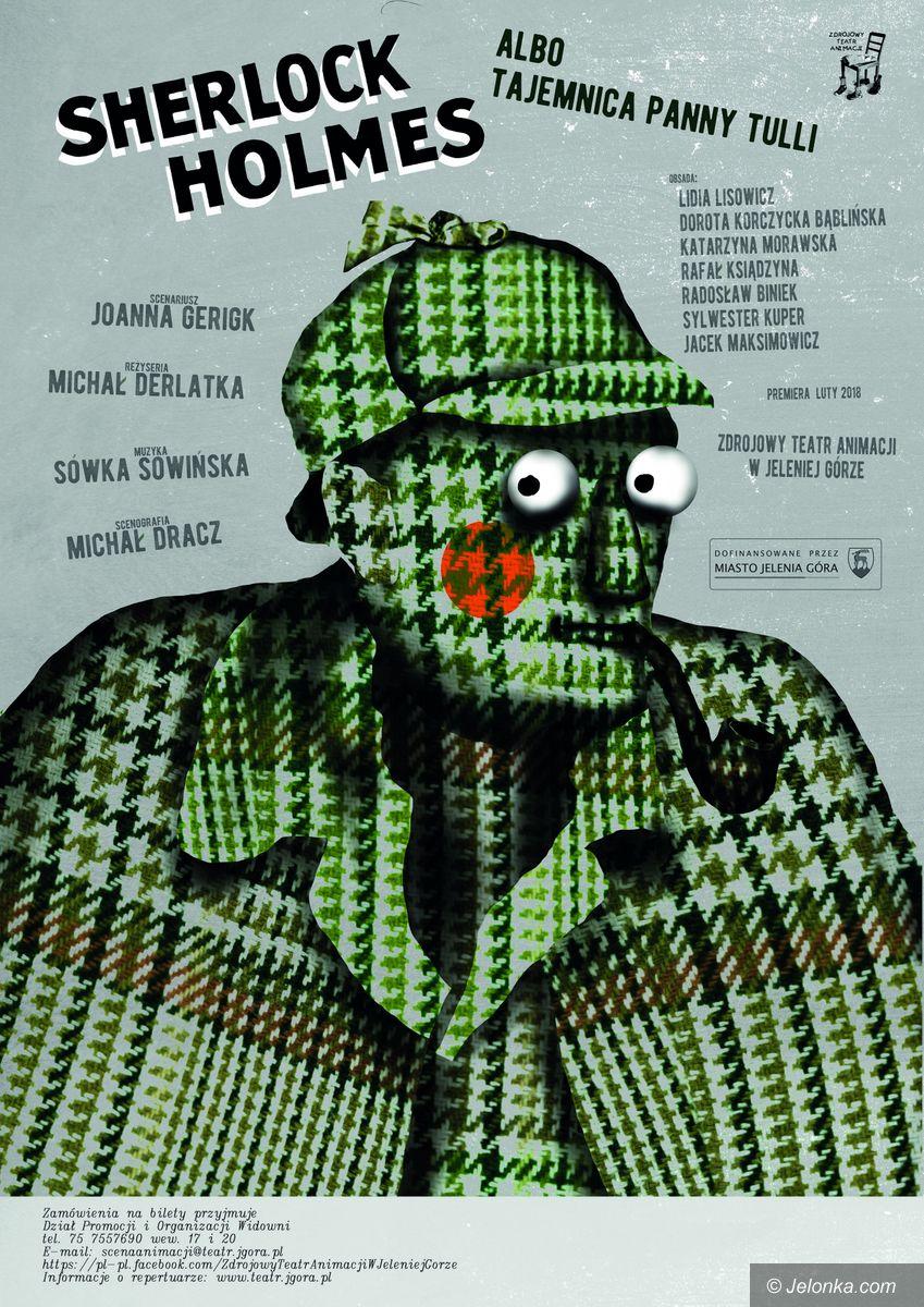 Jelenia Góra: Sherlock Holmes w Zdrojowym