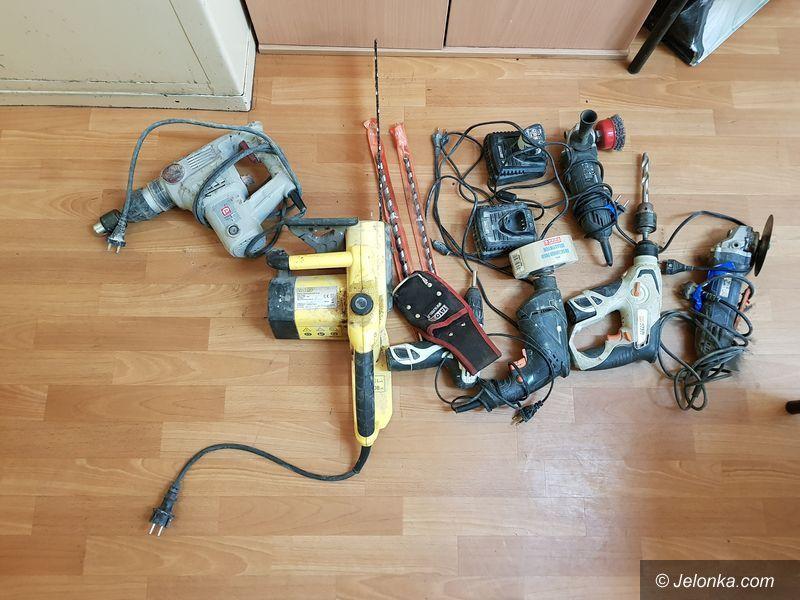 Jelenia Góra: Okradał mieszkania w remoncie