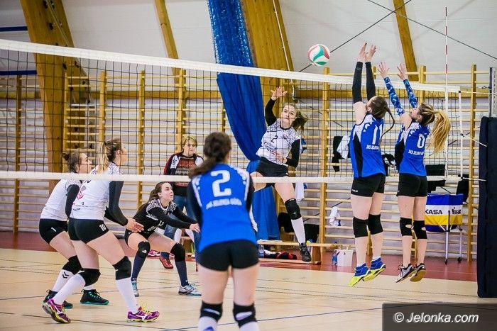 Jelenia Góra: IKS powalczył z Volleyem Głogów