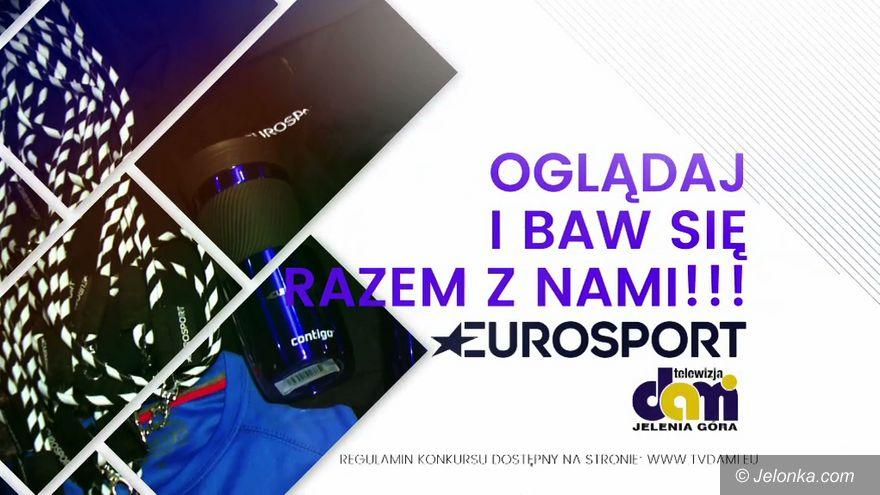 Jelenia Góra: Konkurs TV DAMI Jelenia Góra i Eurosport