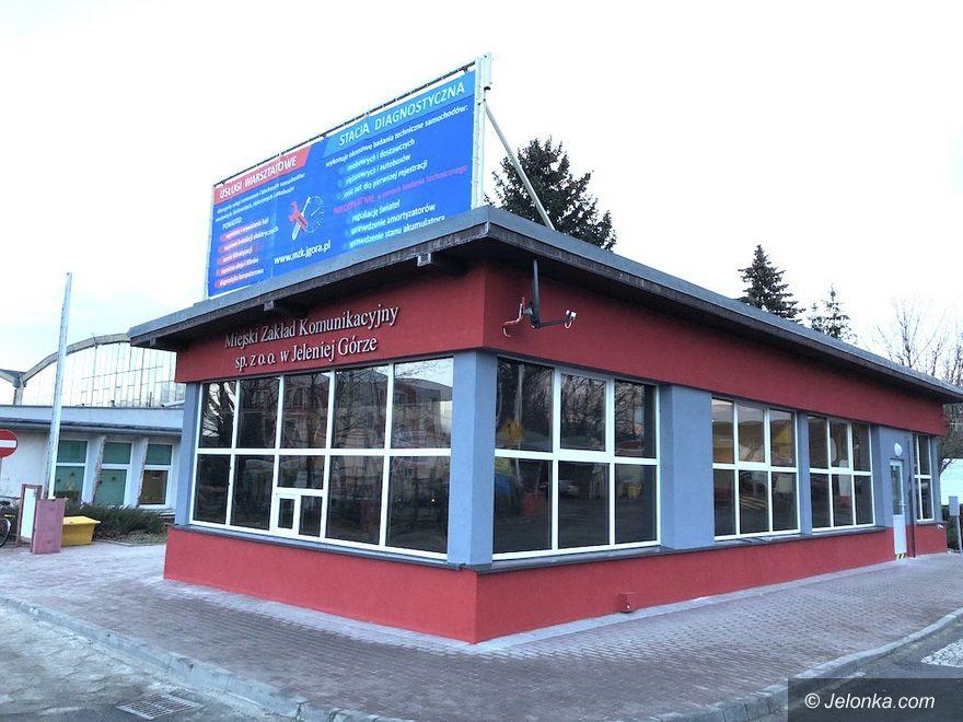Jelenia Góra: Dyspozytornia MZK po remoncie