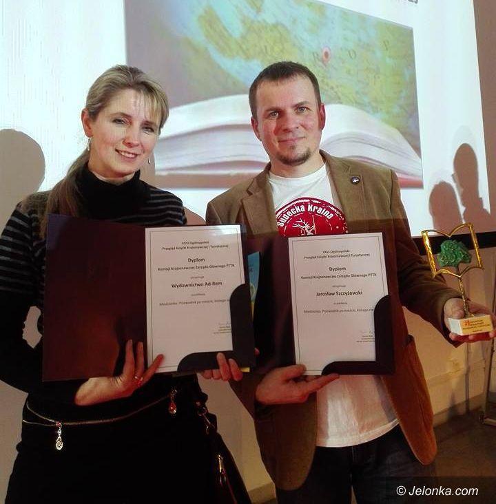 Region: Nagroda dla przewodnika po Miedziance