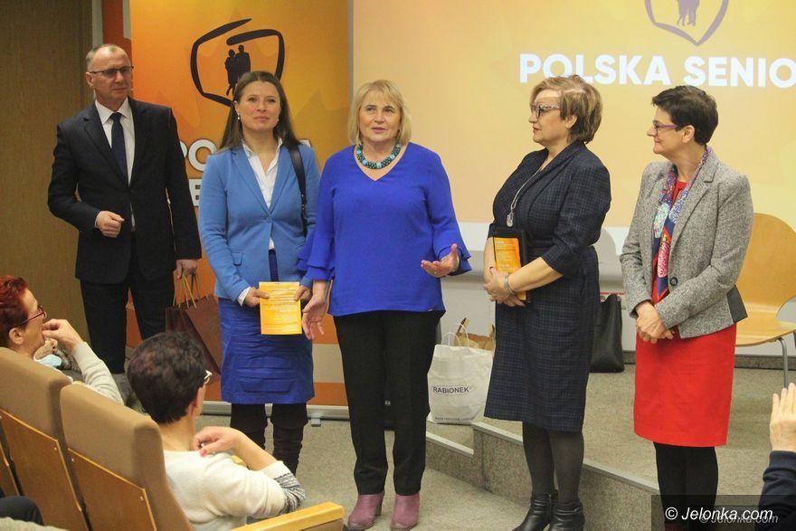 Jelenia Góra: Posłanki PO o polityce senioralnej