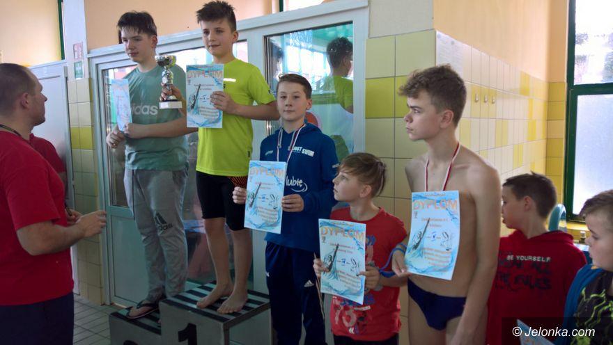 Kamienna Góra: Jeleniogórscy pływacy trzeci w generalce