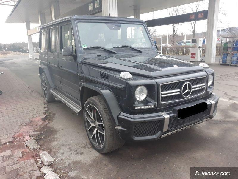 Region: Zatrzymani za kradzież auta wartego 750 tysięcy złotych