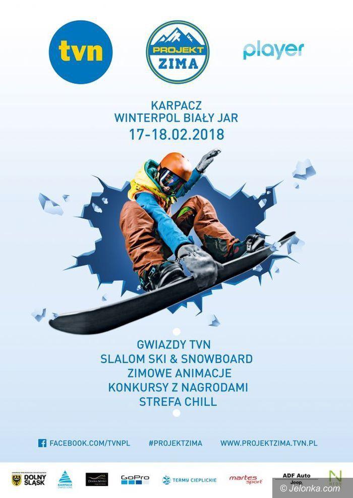 Karpacz: Zimowe atrakcje z TVN pod Śnieżką