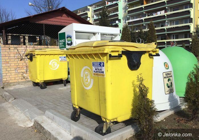 Jelenia Góra: Chaos (przejściowy) w wywozie śmieci
