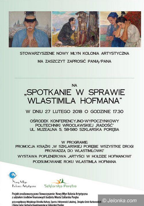 Szklarska Poręba: Spotkanie na zakończenie roku Hofmana