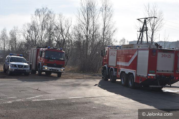 Jelenia Góra: Znaleziono pocisk moździerzowy (aktualizacja)