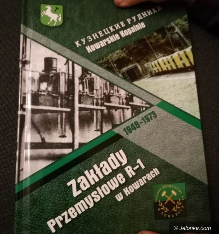 Kowary: Promocja książki o zakładach przeróbki rud uranu