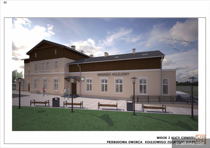 Region: Dworzec PKP w Zgorzelcu do remontu