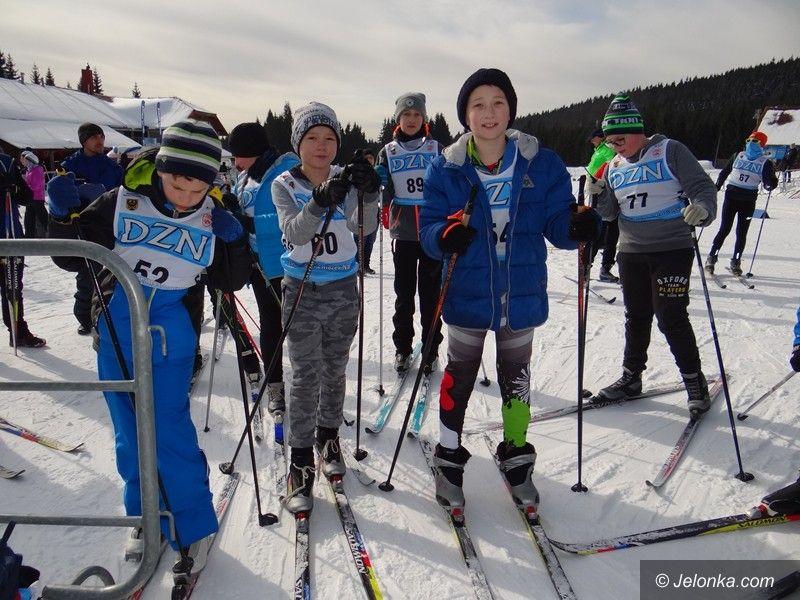 Polana Jakuszycka: Wyniki Dolnośląskich Igrzysk w narciarstwie biegowym – [93 ZDJĘCIA!]
