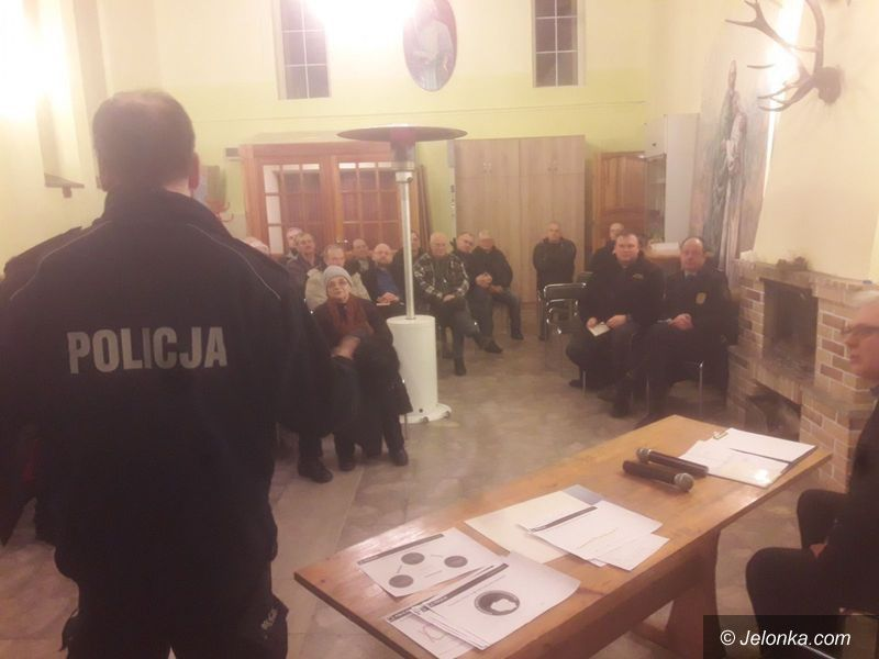 Jelenia Góra: O bezpieczeństwie z mieszkańcami osiedla Czarne