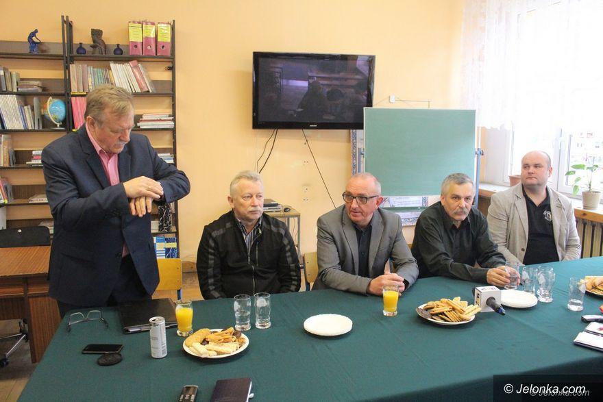 Jelenia Góra: Porozumienie Wichosia i Karkonoszy realizuje się