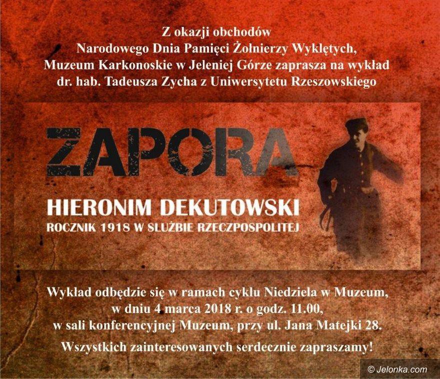 Jelenia Góra: Niedziela w muzeum o żołnierzach wyklętych