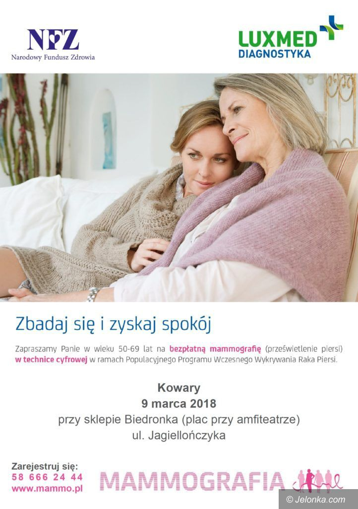 Karpacz: Do Kowar przyjedzie mammobus