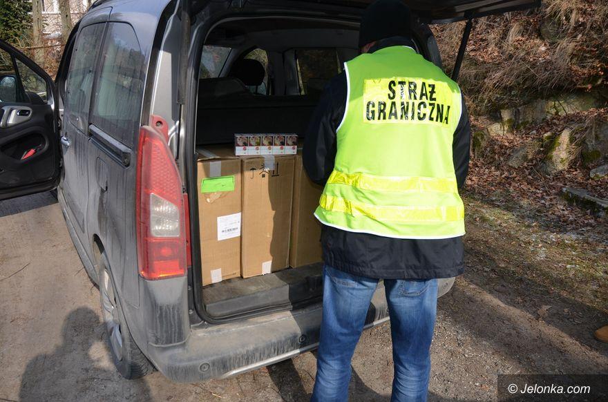 Region: Straż Graniczna zlikwidowała nielegalny magazyn
