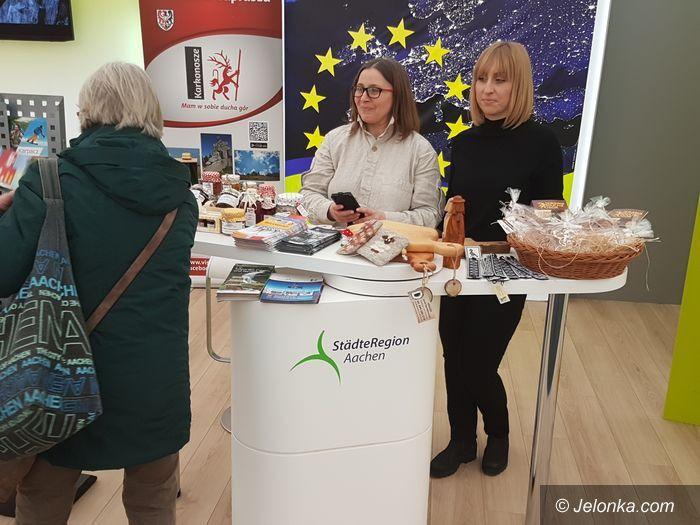 Powiat: Produkty regionalne z Karkonoszy w Aachen