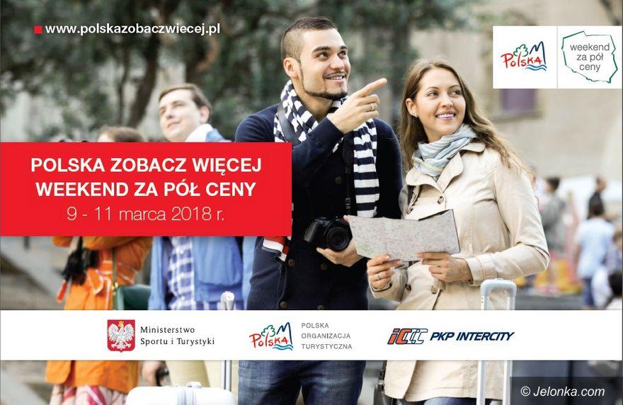 Jelenia Góra: Weekend za pół ceny w Termach Cieplickich