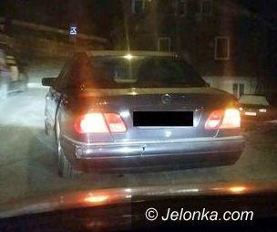 Szklarska Poręba: Kierował autem, bo... był najmniej pijany