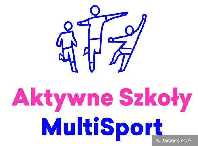 Jelenia Góra: Jelenia Góra na mapie Aktywnych Szkół MultiSport