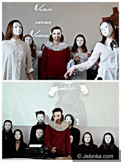 Jelenia Góra: Międzynarodowy Dzień Teatru w BWA