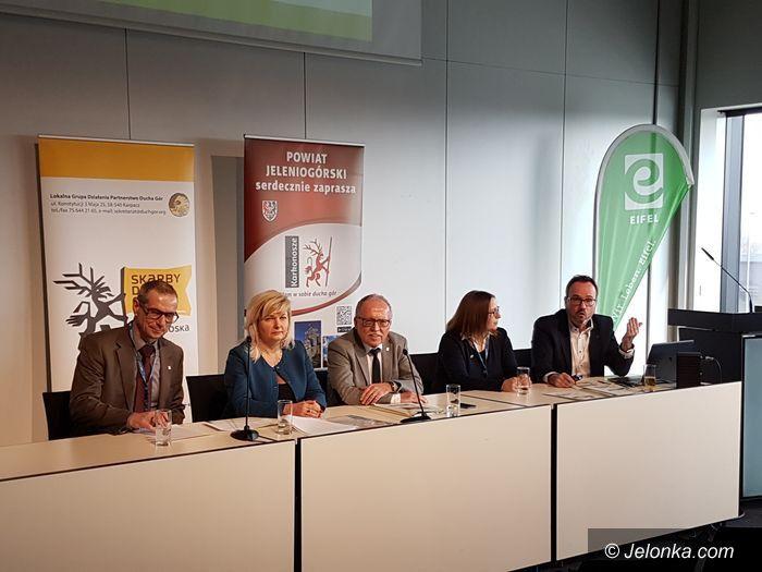 Powiat: O projekcie naszego powiatu i Aachen w Berlinie