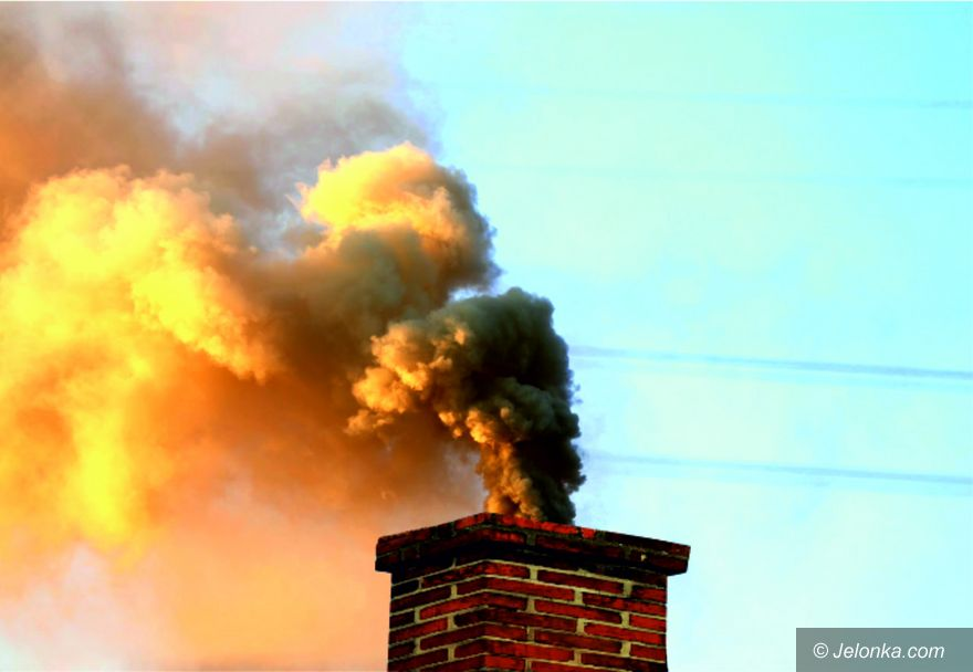 Jelenia Góra: Piec to nie śmietnik – nie pal śmieci